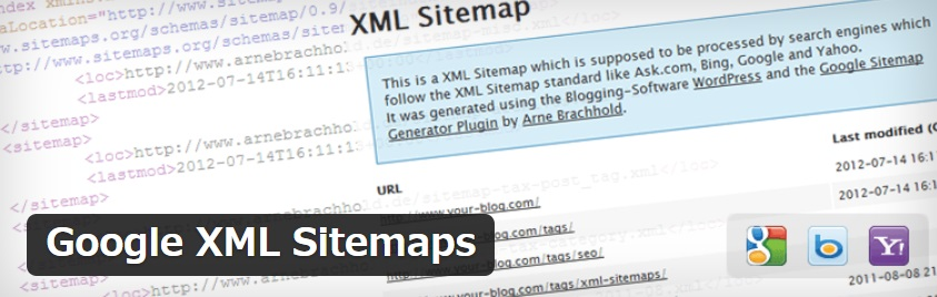 AFFINGER5必須プラグイン⑦:Google XML Sitemaps(グーグルサイトマップ)