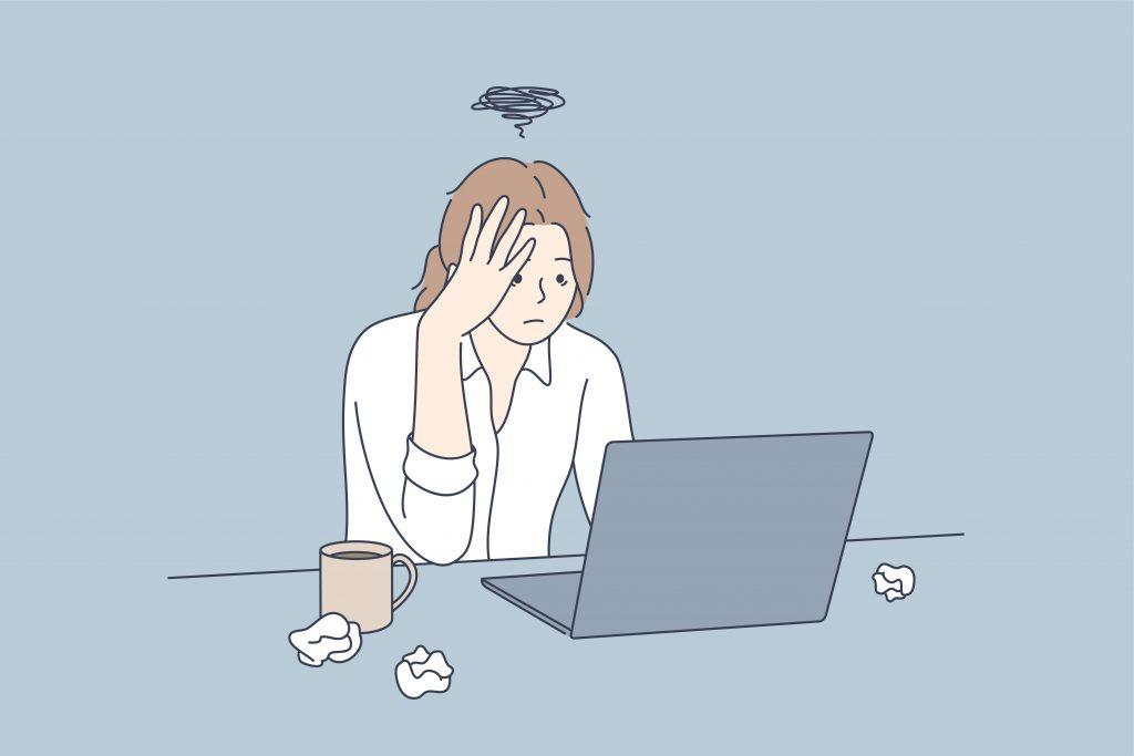 ブログで初心者が挫折する原因5個